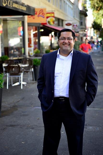 "Jesse Arreguin calls himself ""Berkeley's kind of mayor."" We agree"